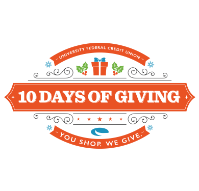 10 Days Of Giving: You Shop. We Give.