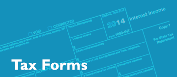 2014 Tax Forms