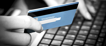 Online credit card management with eZCard